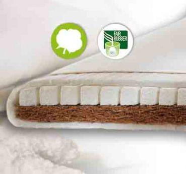 Ecotrend kindermatratze lara plus for Ecotrend mats